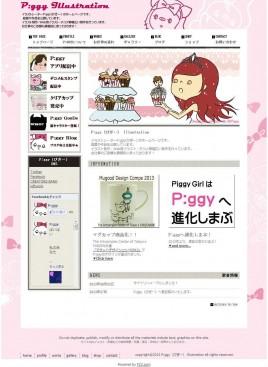 P-ggy(ぴぎー) Illustration